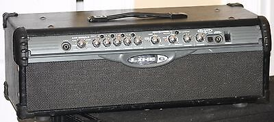 Line 6 Spider II HD150 150W Guitar Amp Head,Tested,Very Nice. 75 watts per side!