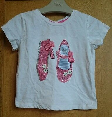 3 x girls t shirt 12-18 months