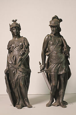 Roman Soldiers, A Bronze Made in Ireland