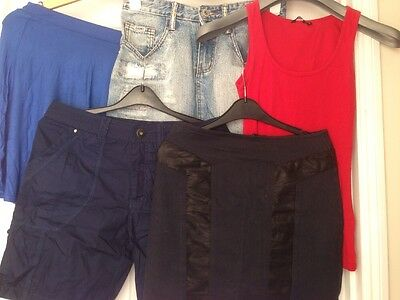 Summer Ladies Clothes JobLot Bundle Size 10 UK S