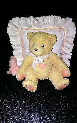 """Cherished Teddies Mandy Figurine ☆Retired☆  """"I love you just the way you are"""""""