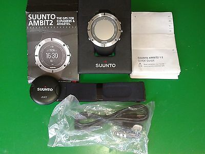 Suunto Ambit2 Sapphire (HR) - Integrated GPS watch