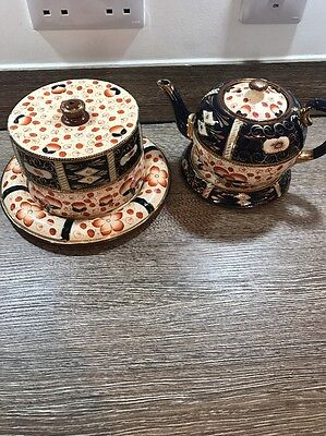 Afternoon Tea Set China Antique Collectible