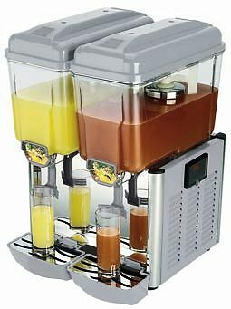 NEW JUICE & MILK COLD  DRINKS DISPENSER @ £622 +Vat  NEXT DAY DELIVERY TOO!!