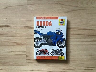 Honda workshop manual