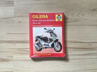 Gilera workshop manual