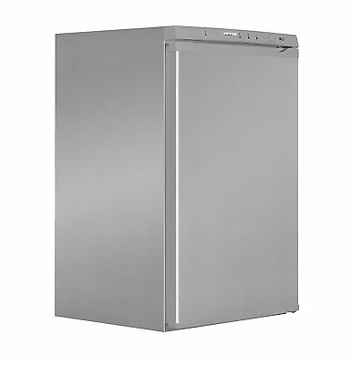 Interlevin Cev130S Stainless Steel Undercounter Catering  Or Home Freezer