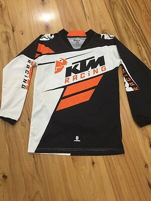 KTM Racing Thor Phase Jersey, Youth L