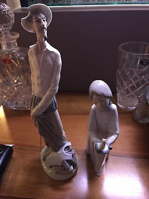 Ladro Sculptures 4868 (retired) 4854