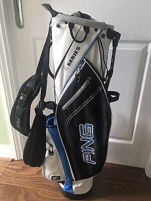 Ping 4 Series Carry/stand Golf Bag