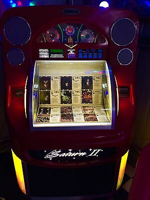 Rowe Ami Saturn Ii Cd Jukebox - Awesome!