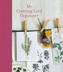 My Greeting Card Organizer-NEW-9781849757850 by Ryland Peters & Small (COR)