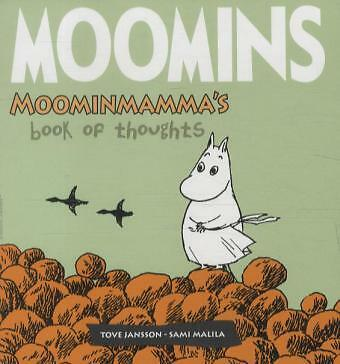 Moomins - Moominmamma's Book of Thoughts-NEW-9781906838188 by Jansson, Tove