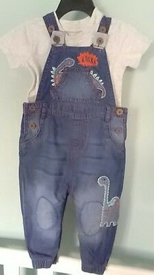 Boys ramper jeans from Next and shirt from george age 9_12