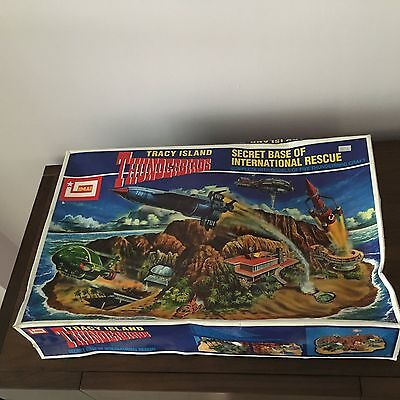 IMAI Thunderbirds Tracy Island Model Kit