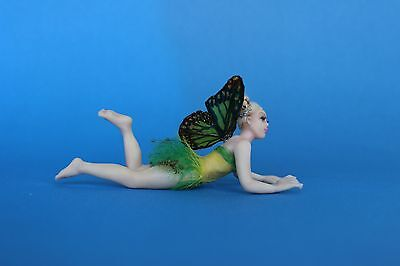 OOAK doll, fairy ~Mimi~, litlle 4 in fairy, polymer clay, by Diana Genova