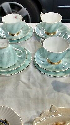 Royal Albert part tea set Rosamund pattern