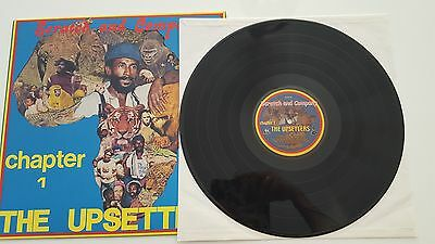 "LEE SCRATCH PERRY ""Chapter 1 the upsetters"" VINYL 33T"