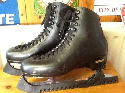 Mens Risport Laser Figure Skates Ice Skates UK 9