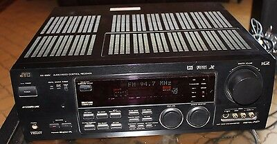 JVC Audio/Video Control Receiver RX-888V Excellent sound and condition.