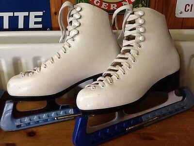 Risport Star figure skates ice skates UK 5