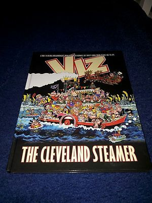 Viz The Cleveland Steamer Issues 182-191 Adult Comic Annual