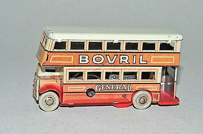 Penny Toy  Double Decker Bus, made in Germany