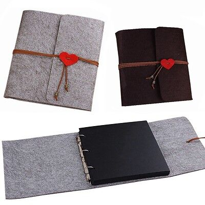 Newly Photo Album 30 Sheets 60 Sides Fashion Picture Storage DIY Photograph Book
