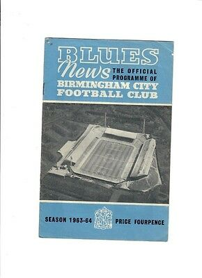 Birmingham City v Ferencvaros (Friendly) - 11/12/1963