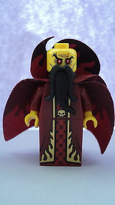 Lego CMF Collectable Minifigures Series 13 Evil Wizard Figure