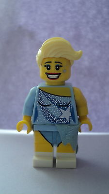 Lego CMF Collectable Minifigures Series 4 Ice Skater Figure