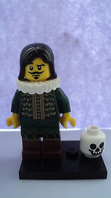 Lego CMF Collectable Minifigures Series 8 The Thespian Figure