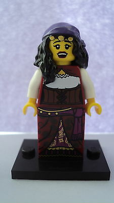 Lego CMF Collectable Minifigures Series 9 Fortune Teller Figure