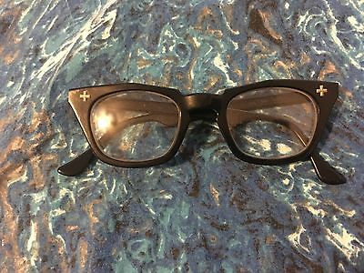 Vintage Bausch & Lomb B&L Safety Glasses  Eyeglasses