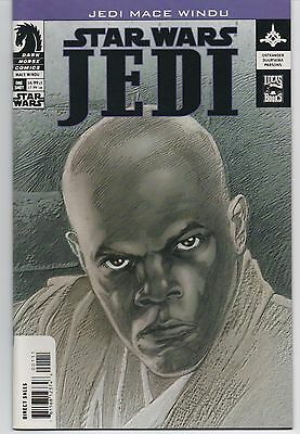 "Star Wars ""Jedi"" comics series, Dark Horse, MINT condition, 4 issues"
