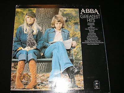 Abba, Greatest Hits,Double LP,Gatefold,Excellent.