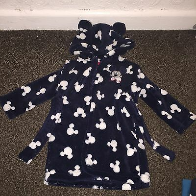 mickey Mouse Boys Gown
