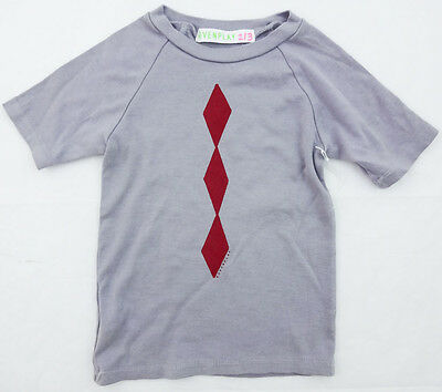 ~Designer Darling~ Wovenplay New Red Diamond Boutique Shirt Top 2/3 Nwt