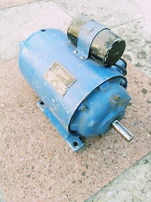 Single Phase 1HP Motor 1400rpm