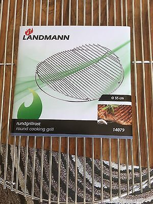 Landmann Replacement Kettle Grill for 57cm Barbecue (measures 55cm) BBQ Grill