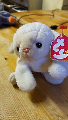 Fleece The Lamb Ty Beanie Baby