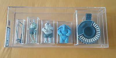 Star Wars Kenner Sy Snootles and the Rebo Band UKG 85% not AFA Vintage
