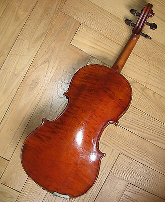 Violon Mirecourt Ancien 4/4 Entier - Old Antique French Violin