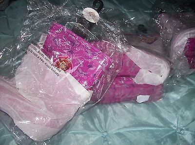New Without Tags Wholesale Joblot Girls Wellington Boots