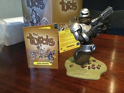 The Turds Figurines - ROBOPLOP RoboCop - NEW in Box