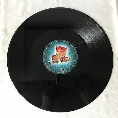 "Vinyl 12"" 45 RPM Wiley Kat Feat Breeze Danny Ishance Jet Lee I WILL NOT LOSE"