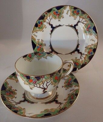 Radford Fenton China June Trio Teacup Cup Saucer Side Plate Up To 3 Available VG