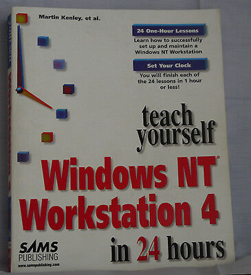 Lot of 3 Windows NT books