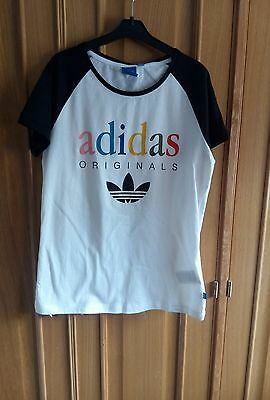 Camiseta Adidas Talla 8 Uk