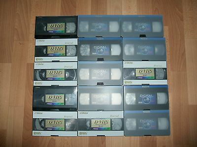 JVC Maxell Panasonic D-VHS Video Kassette Cassette Tape Recorder DF-360 DVHS